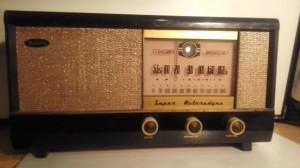 真空管ラジオ1