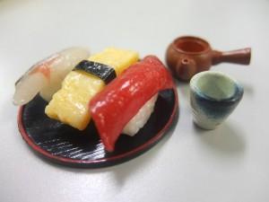 ミニサンプル 寿司