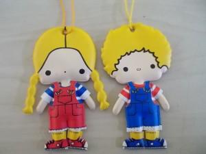 パティ&ジミー人形