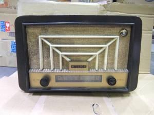 三菱 真空管ラジオ SC-13型