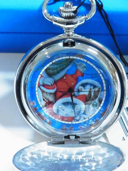 ダヤン 懐中時計 アニバーサリー2001
