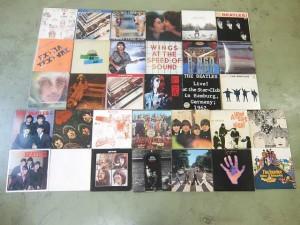 ビートルズ LP レコード