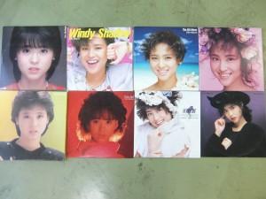 松田聖子 LP レコード