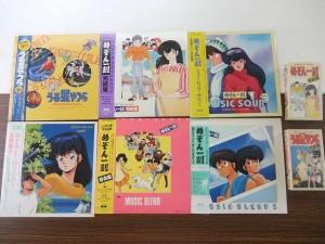 高橋留美子 LP レコード
