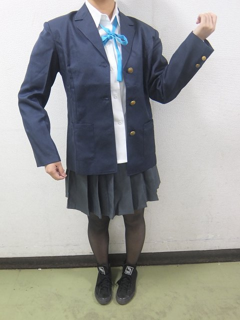 けいおん 平沢唯 コスプレ衣装