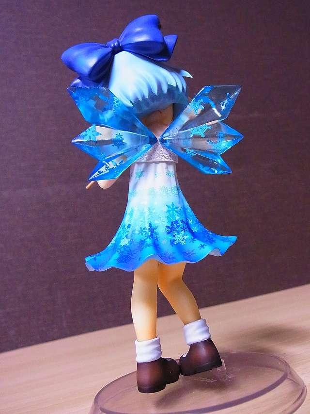 氷の妖精 チルノ