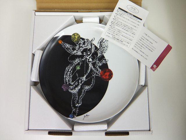 森永 当選 天使の集うパーティプレート 絵皿