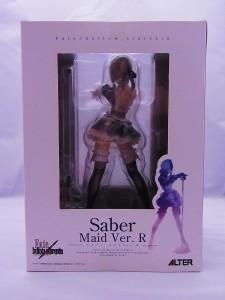 セイバー メイドVer.R
