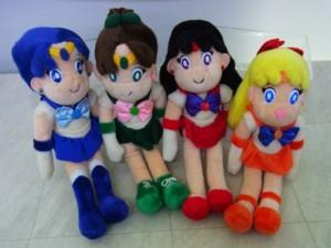 美少女戦士セーラームーンSアイテムをお譲りいただきました神奈川県のO様