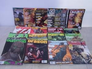 雑誌ドラゴン