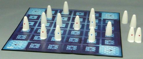 ボードゲーム ガイスター
