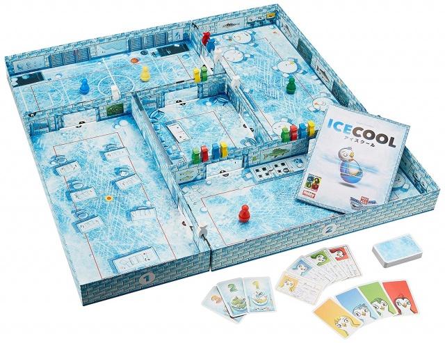 ボードゲーム ICECOOL