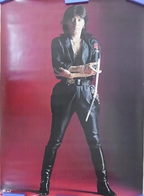 1978年1月シングル『サムライ』