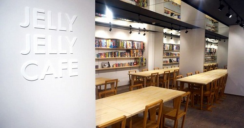 JELLY JELLY CAFE池袋店