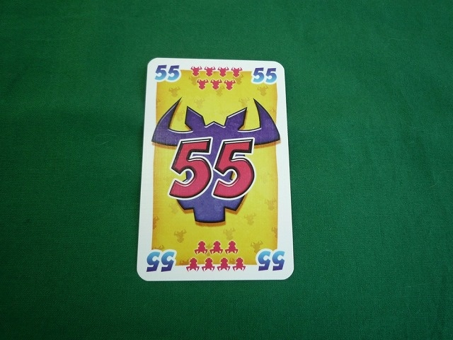 ニムト55のカード