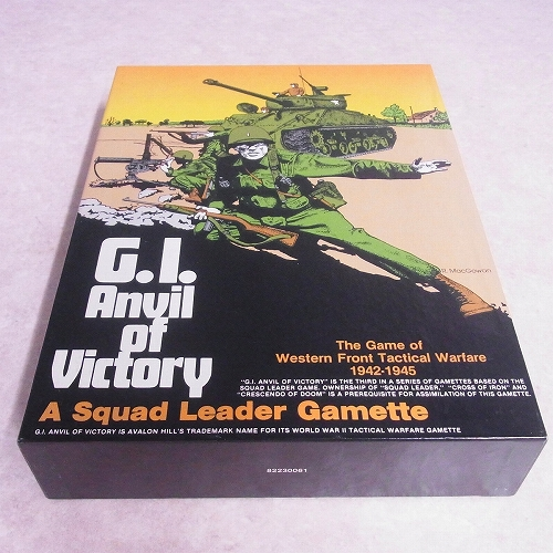 G.I. ANVIL OF VICTORY