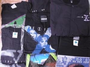 X-ファイル Tシャツ