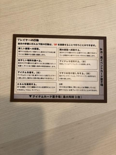 サマリーカードの画像