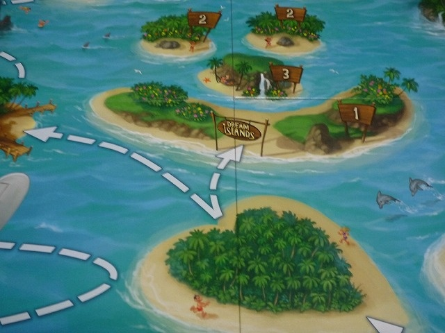 中央の群島