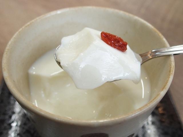 店仕込み杏仁豆腐