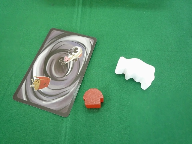竜巻の被害参照カード