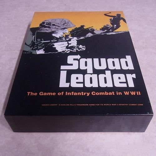 Squad Leader 戦闘指揮官