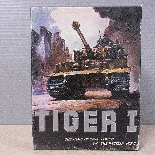 タイガーI TIGER