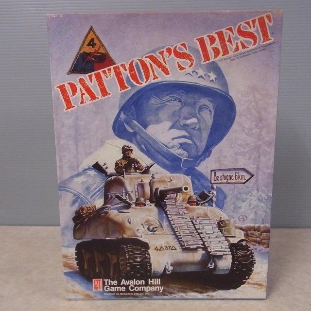 パットンズ・ベスト PATTON'S BEST