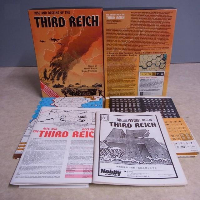 THIRD REICH 第三帝国の興亡 内容