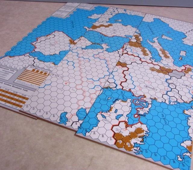 THIRD REICH 第三帝国の興亡 マップ