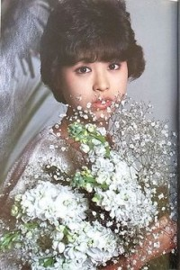松田聖子 赤いスイートピー