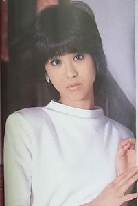 松田聖子 83年型